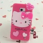 เคส S2 Case Samsung Galaxy S2 i9100 คิตตี้ เคสซิลิโคน 3D Hello Kitty My Melody น่ารักๆ