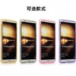 Case Huawei Ascend Mate 7 ซิลิโคน TPU soft case แบบฝาพับโปร่งใสสีต่างๆ สวยงามมากๆ ราคาถูก