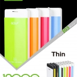 Golf Slim Power Bank 12000 mAh GF-103
