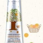 ์Nature Republic Hand Cream :Orange Butter