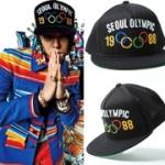 หมวกแฟชั่นเกาหลี GD BIGBANG 2014 GOOD BOY