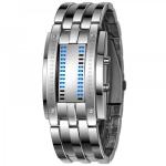 นาฬิกาแฟชั่น skmei 0926 สีเงิน