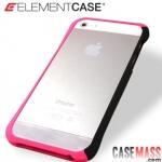 case iphone 5 เคสไอโฟน5 ขอบเคสพลาสติกสองสี elementcase border two-color