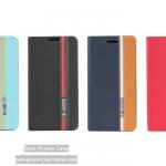 เคส Asus ZenFone 5 แบบฝาพับมีช่องเสียบบัตรสีทูโทน สวยงามมาก ราคาถูก (ไม่รวมสายคล้อง)