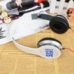 หูฟังSJ SUPER JUNIOR (สีขาว)
