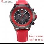นาฬิกาข้อมือชายแฟชั่น Shank Sport watch SH211-SH213