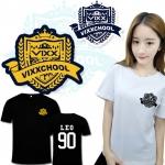 เสื้อยืด (T-Shirt) VIXX CHOOL