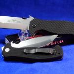 "Emerson CQC-15 SF Knife Tanto w/ Wave (3.9"" Satin Ceramic Plain)"