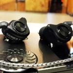 หูฟัง Tfz Series5 Inear 2Chamber Drivers แบบคล้องหู เสียงระดับออดิโอไฟล์ สายแบบชุบเงิน รูปทรง Custom