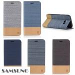 เคส Samsung A5 2017 แบบฝาพับสีคลาสสิค เรียบๆ ดูดีมากๆ ราคาถูก