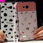 Case Huawei Honor 3X G750 เคสซิลิโคน TPU ด้านในนิ่ม ด้านนอกเงาๆ หุ้มขอบอีกชั้น แนวๆ ลายการ์ตูนน่ารักๆ ลายกราฟฟิค เคสมือถือราคาถูกขายปลีก (ไม่รวมสายห้อย)