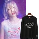 เสื้อแขนยาว (Sweater) Taeyeon - Butterfly Kiss