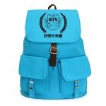 กระเป๋าเป้ผ้าใบ BTS