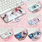 เคส Samsung S8 ซิลิโคน soft case สกรีลายน่ารักๆ พร้อมแหวานมือถือและสายคล้องเข้าชุดกัน ราคาถูก