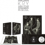 [DVD] SuperJunior : K.R.Y. - Asia Tour PHONOGRAPH in Seoul