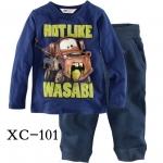 PXC101 เสื้อผ้าเด็ก ชุดนอน baby Gap งานส่งออก USA Size 2Y
