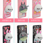case vivo y28 พลาสติก TPU สกรีนลายลายการ์ตูนพร้อมที่ตั้งและที่เก็บสายในตัวคุ้มค่ามากๆ ราคาถูก (ไม่รวมสายคล้อง)