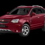 พรมปูพื้นรถเข้ารูป Chevrolet Cabtiva