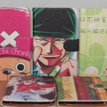 Cartoon leather case for OPPO R811 Melody