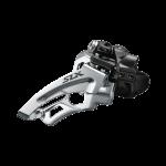 ตัวสับจาน SLX, FD-M7000-10-L, 10-Speed, แคล้มป์ล่าง, Side swing, 31.8MM