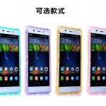 case huawei p8 ซิลิโคน TPU soft case แบบฝาพับโปร่งใสสีต่างๆ สวยงามมากๆ ราคาถูก