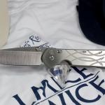 Chris Reeve Knives Large Sebenza 21 Unique Graphic