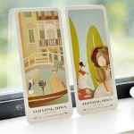Floating Town Bookmark