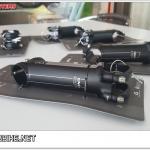 คอแฮนด์ UNO 3D FORGED STEM , -17 องศา ขนาด 80 90 100,110 120mm.,UNO017