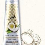 ์Nature Republic Hand Cream :COCONUT BUTTER