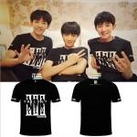 เสื้อยืด (T-Shirt) TFBOYS - TRILOGY