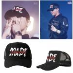 หมวกแก๊ปตาข่าย BIGBANG - MADE