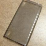 เคสนิ่มใส (หนา 0.3 mm) Vivo Y15 สีเทา