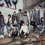 อัลบั้ม #UP10TION - Mini Album Vol.5 [BURST]