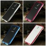 เคสซัมซุงโน๊ต3 Case Samsung Galaxy note 3 ขอบเคส Bumper โลหะทรงเว้าเชื่อมต่อโดยการไขน๊อต Aluminum alloy color mix design เคสมือถือราคาถูกขายปลีกขายส่ง