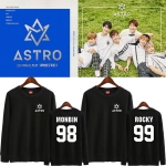 เสื้อแขนยาว (Sweater) ASTRO (ชือเมมเบอร์)