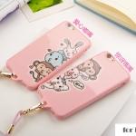 case iphone 5s / 5 พลาสติกลายการ์ตูนสีหวานสุดน่ารัก ราคาส่ง ขายถูกสุดๆ