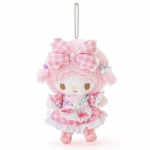 ตุ๊กตาพวงกุญแจ Sanrio Japan Little sheep Sweet Piano my melody friend's Lolita Plush Doll Mascot Keychain 16 cm.