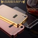 เคส Huawei Y6 รุ่น Aluminium Hybrid Mirror Back (เคสฝาหลังเงา)