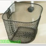 ตะกร้าจัมโบ้ เหล็ก Bicycle Basket,basket02 24นิ้ว