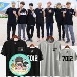 เสื้อยืด (T-Shirt) BTS ในรายการ Running Man