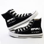 รองเท้าผ้าใบหุ้มข้อ 2PM