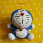 Doraemon plush doll โดราเอมอนติดใบพัดกังหันลม