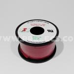 สายไฟTSL #24AWG 100FT(30m) สีแดง