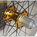 ดุมดิส JAVA 4 Bearing Hub