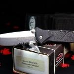 Microtech Socom Elite M/A Tanto Knife Carbon Fiber 161-11