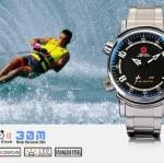 นาฬิกาข้อมือชายแฟชั่น Shank Sport watch SH063