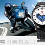 นาฬิกาข้อมือชาย Shark Sport Watch SH089