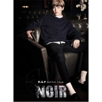 B.A.P - Album Vol.2 [NOIR] (Limited Edition / ZELO ver. )