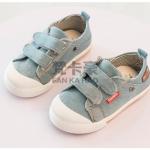 รองเท้าเด็กแฟชั่น สียีนอ่อน แพ็ค 5 คู่ ไซส์ 21-22-23-24-25