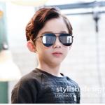 แว่นตา (UV400) เลนส์สีดำ แพ็ค 5อัน ฟรีไซส์